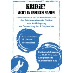 Flyer 1. September vorne-1
