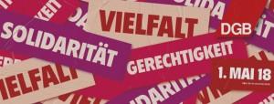 1. Mai: Demonstration und Kundgebung in Gießen @ Kirchenplatz | Gießen | Hessen | Deutschland