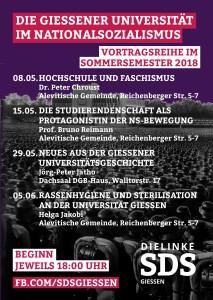 J. Jatho: Neues aus der Gießener Universtitätsgeschichte @ Alevitische Gemeinde | Gießen | Hessen | Deutschland