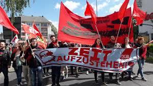1. Mai Demostration in Gießen @ Kirchenplatz