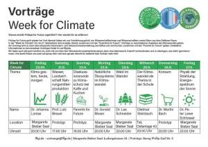 Klimawoche
